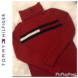 VTG AUTH Tommy Sweater-EXC cond!